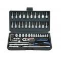Набор инструмента KS Tools 1/4 46 предметов